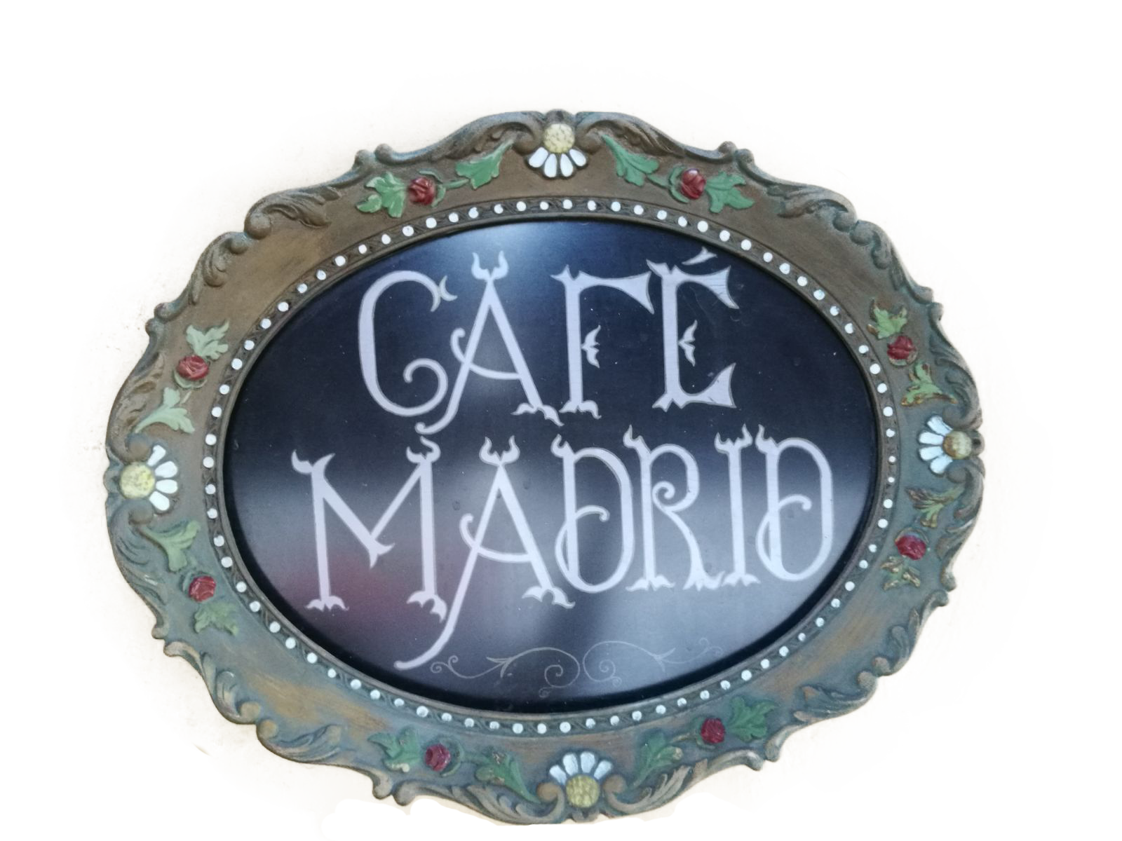 Café Madrid Las Palmas