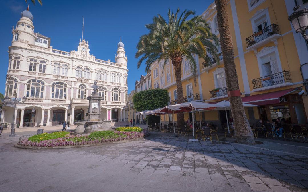La Plaza del Cairasco…un lugar mágico en Las Palmas de Gran Canaria